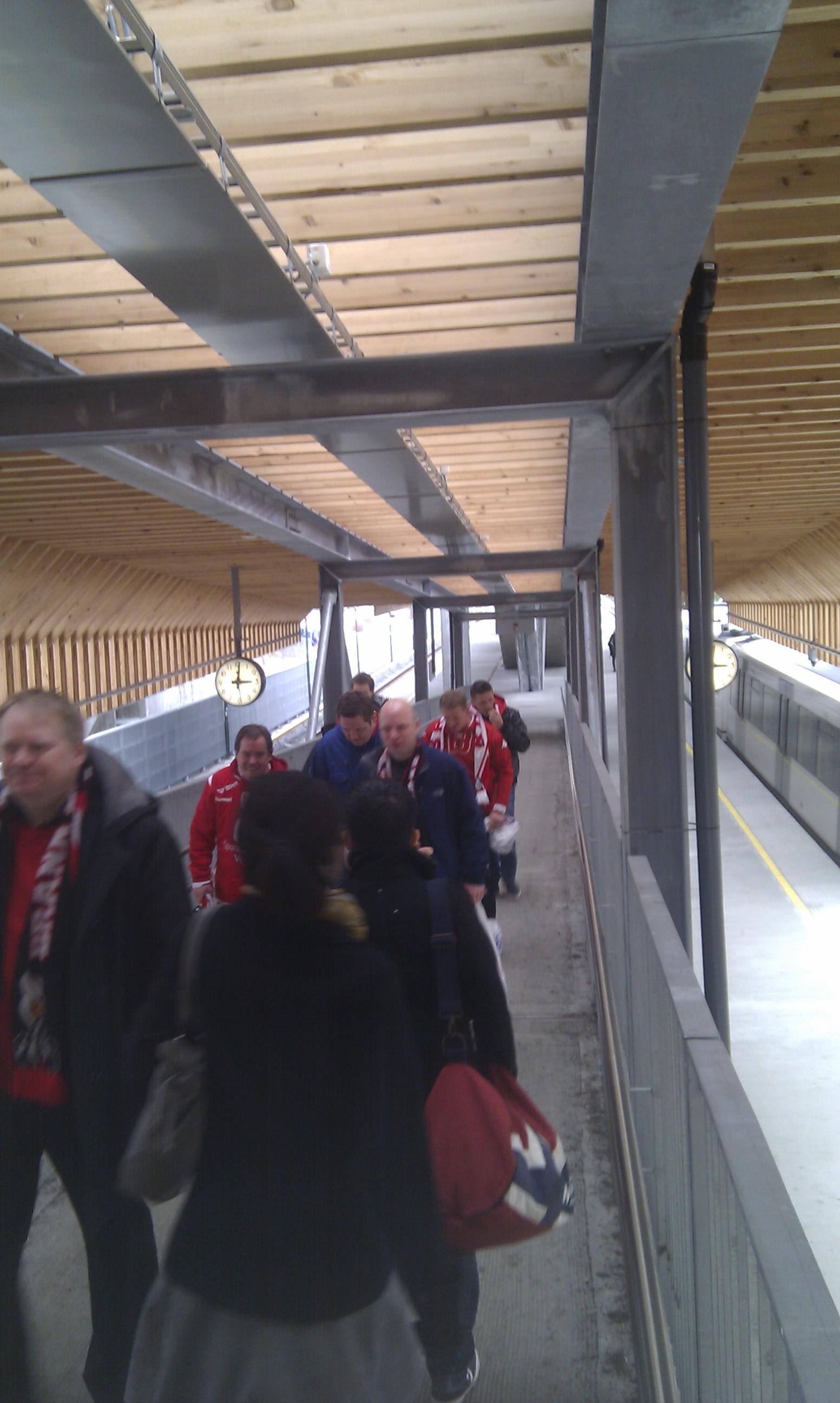 BBØ Bekkestua Stasjon 2