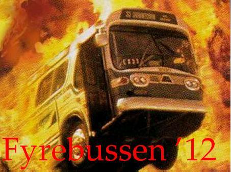 Fyrebussen 2012