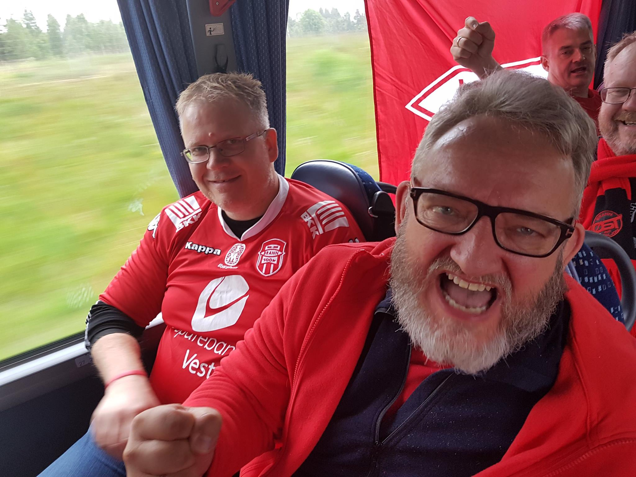 Lars er klar, Geir er litt mere skeptisk...