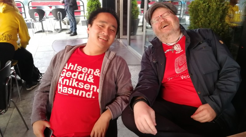 Geir & Einar