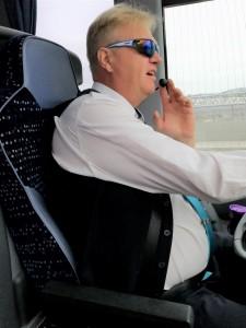 Vikar sjåfør