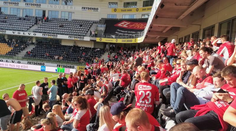 Curva Sud - Sør Arena