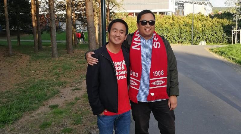 Ruben og Geir